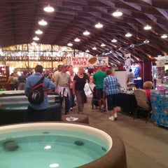 Photo taken at Clay County Fair Grounds by Tim S. on 9/10/2012
