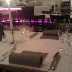 Photo taken at Restaurant Dampfzentrale by Dan R. on 1/7/2012