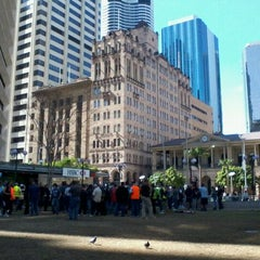 Photo taken at Post Office Square by JM John A. on 9/1/2011