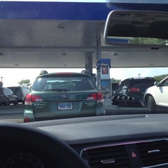 Photo taken at Sunoco by Victoria M. on 7/1/2012