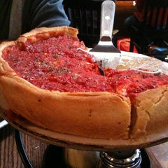Photo taken at Patxi's Pizza by Nick D. on 7/17/2011