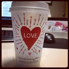 Photo taken at Starbucks by TheModernBlonde &. on 2/6/2012