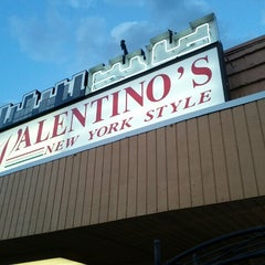 Photo taken at Valentino's Pizza by Russell H. on 8/13/2012