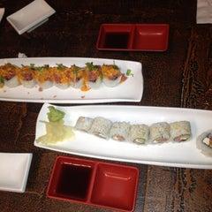 Photo taken at Odaku Sushi by Anita L. on 7/20/2012