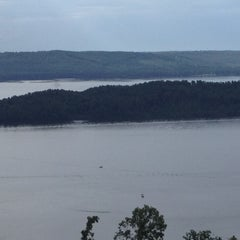 Photo taken at The Lodge At Lake Guntersville State Park by Ann L. on 7/14/2012