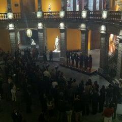 Photo taken at Museo Nacional de San Carlos by Ana C. on 11/26/2011