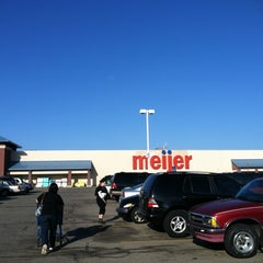 Photo taken at Meijer by Donald V. on 3/17/2012
