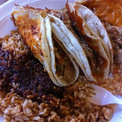 Photo taken at Mr. Taco by Lary S. on 7/21/2011