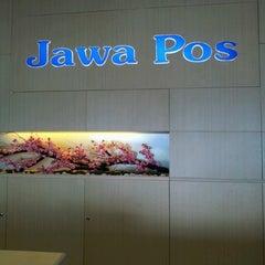 Photo taken at Jawa Pos by Nor Farahanum Z. on 7/16/2012