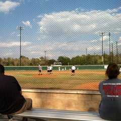Photo taken at Texas Prospects Baseball by Keri H. on 9/11/2011