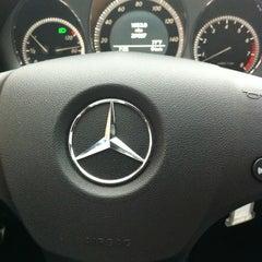 Photo taken at Mercedes-Benz of San Antonio by Isaiah R. on 5/11/2012