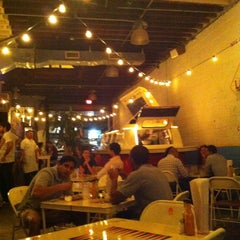 Photo taken at Tacombi at Fonda Nolita by Jose D. on 9/2/2011