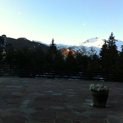Photo taken at abba Formigal Hotel 4*S by Pablo C. on 1/15/2011