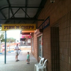 Photo taken at Westcoast Fish & Chips by Charlie C. on 3/23/2012