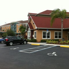 Photo taken at Residence Inn by Marriott Tampa Oldsmar by Jackson on 5/15/2012