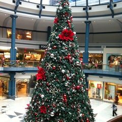 Photo taken at The Shops at Liberty Place by Shane M. on 12/23/2011
