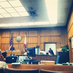 Photo taken at Los Angeles Superior Stanley Mosk Courthouse by Adam Christian C. on 6/11/2012