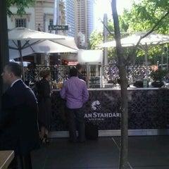 Photo taken at Quay Bar by John B. on 10/19/2011