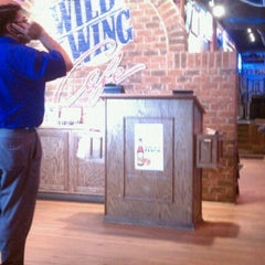 Photo taken at Wild Wing Cafe by Warren A. on 8/30/2011