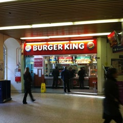 Photo taken at Burger King by Colin C. on 1/18/2011