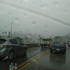Photo taken at I-405 (San Diego Freeway) by Paul R. on 10/5/2011