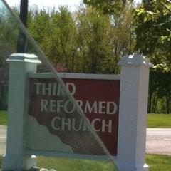 Photo taken at Third Reformed Church by MattB S. on 4/27/2012