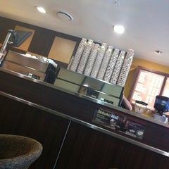 Photo taken at Zarraffa's Coffee by Marley M. on 6/6/2011