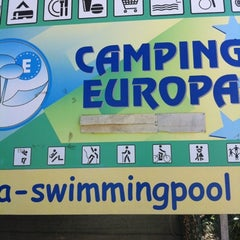 Photo taken at Camping Europa by 🍀Chi@r@🍀 on 8/18/2012