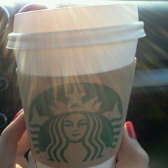 Photo taken at Starbucks by Sofia T. on 8/28/2011