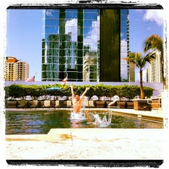Photo taken at JW Marriott Hotel Miami by Daniel S. on 5/9/2012