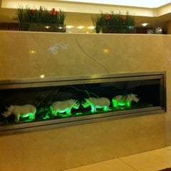 Photo taken at The Ring Hotel by DDmitri on 12/1/2011