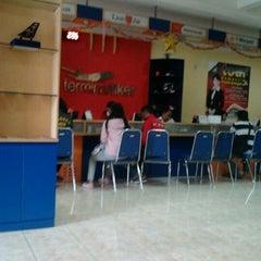 Photo taken at Terminal Tiket by Ahmad H. on 1/24/2012
