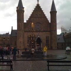 Photo taken at Ridderzaal by Eva K. on 9/8/2011