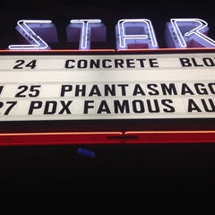 Photo taken at Star Theater by Lorrie P. on 1/25/2012