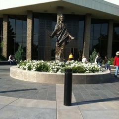 Photo taken at Cathedral Of Faith by Jerett B. on 5/13/2012