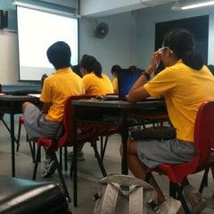 Photo taken at Cedar Girls' Secondary School by Sharanya S. on 4/7/2011
