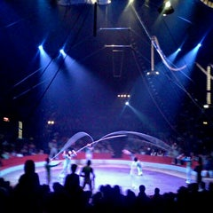 Photo taken at Big Apple Circus by Wilfred T. on 5/25/2012