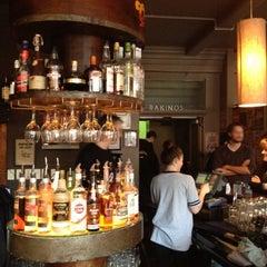 Photo taken at Rakinos Bar by Uno on 8/9/2012