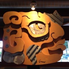 Photo taken at Chipotle Mexican Grill by Virginia G. on 5/18/2012
