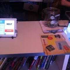 Photo taken at Melt Sandwich Shoppe by Rashad S. on 7/8/2012