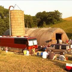 Photo taken at Codfish Hollow Barn by Dave P. on 7/6/2012