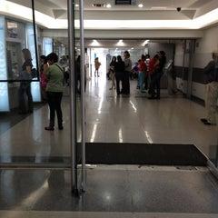 Photo taken at BBVA Banco Provincial by Ana Georgina P. on 4/17/2012