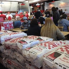 Photo taken at Five Guys by Chris L. on 2/20/2012