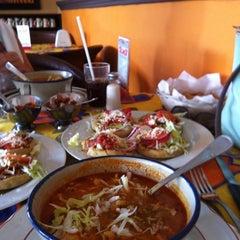Photo taken at Los Alcatraces Restaurante by Claudia O. on 11/5/2011