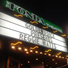 Photo taken at The Fonda Theatre by Carmen d. on 5/31/2012