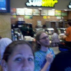 Photo taken at Subway by Theresa W. on 2/14/2012
