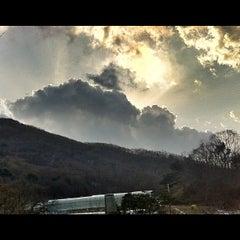 Photo taken at 갈미한글공원 by Seokho Y. on 2/10/2012