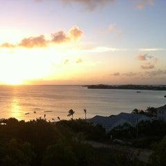 Photo taken at Sapodilla Beach by Graham C. on 8/23/2012
