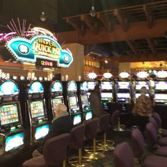 Photo taken at Finger Lakes Gaming and Racetrack by Brian M. on 4/27/2012