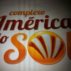 Photo taken at Complexo America do Sol by Sâmia S. on 6/23/2012